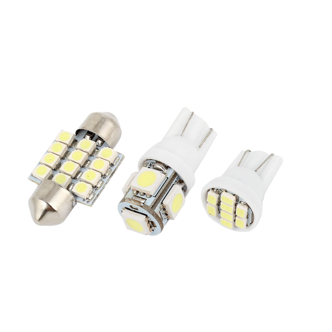 16 Pcs Dome Map White LED Lights Interior Package Kit For Acura MDX 2001-2006