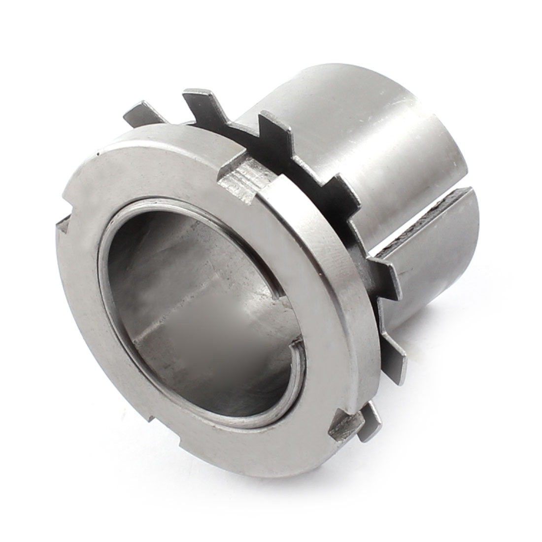 H2308 Silver Tone Metal Bearing Adapter Sleeve 35mm Bore Diameter