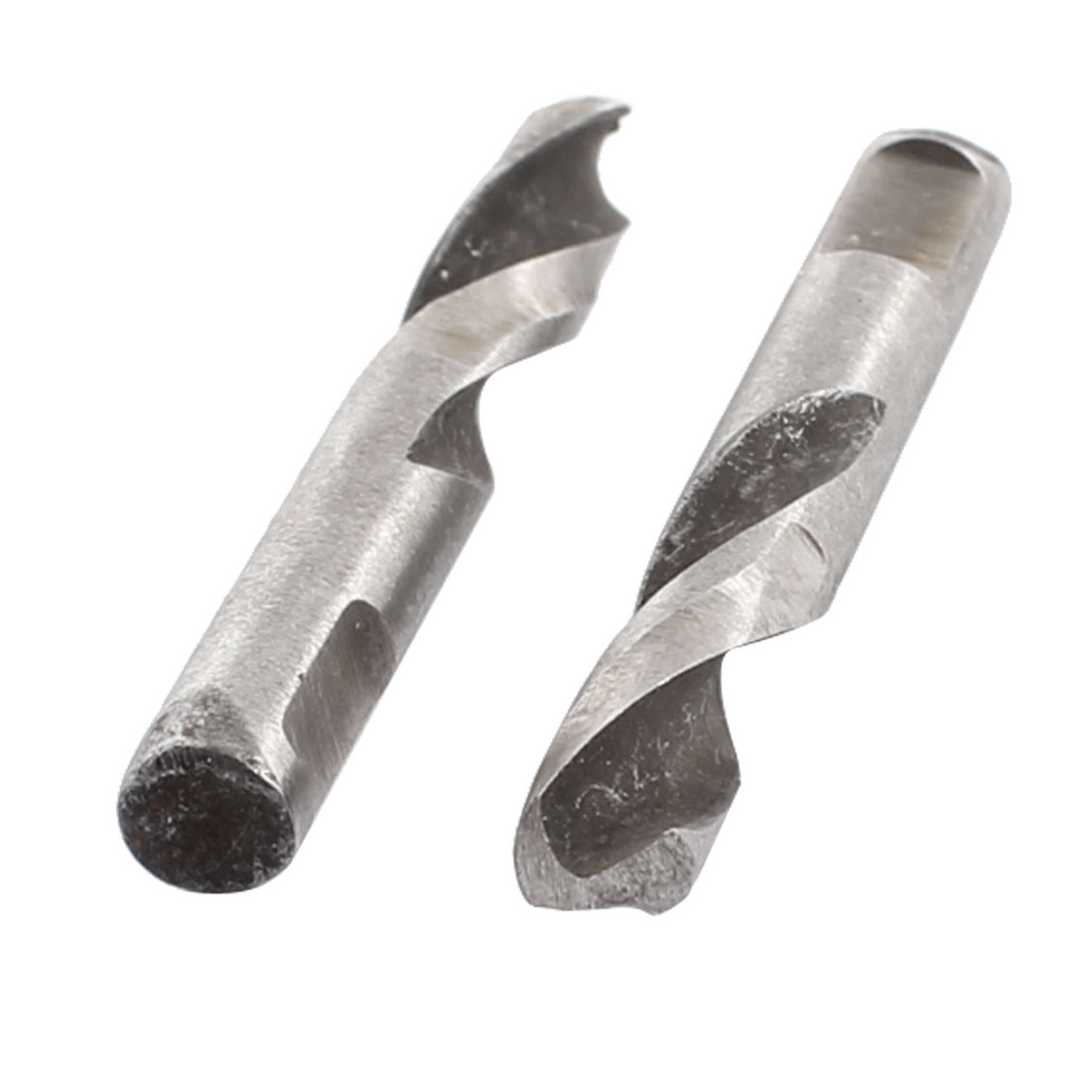 2pcs Electric Hammer Drilling 6mm Tip U-flute Percussion Masonry Drill Bits