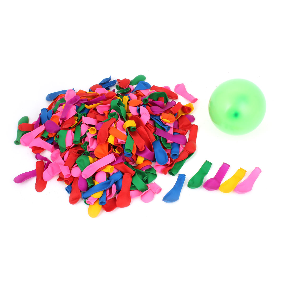 Christmas Wedding Festival Ornament Latex Balloons Assorted Color 200 Pcs