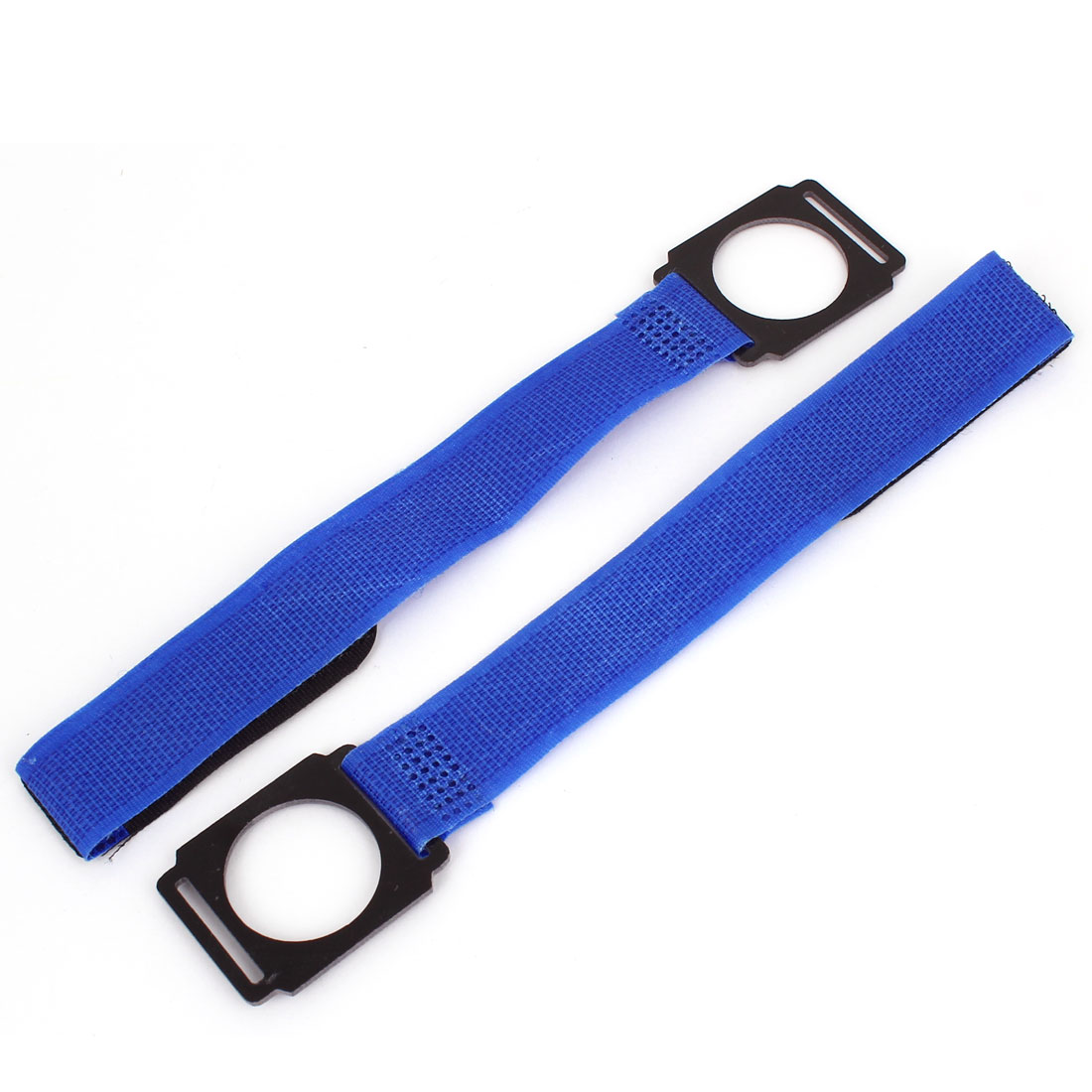 5 Pcs Blue Camera Mount FPV Quadcopter Gimbal Strap Tie Fastener for GOPRO 3
