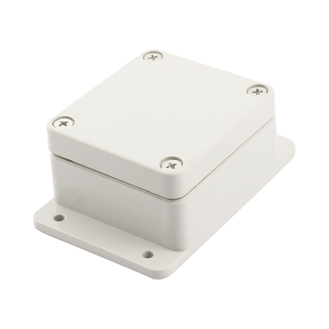 Rectangle Plastic Waterproof Sealed Power Protector Junction Box Cover Case 90mm x 60mm x 35mm