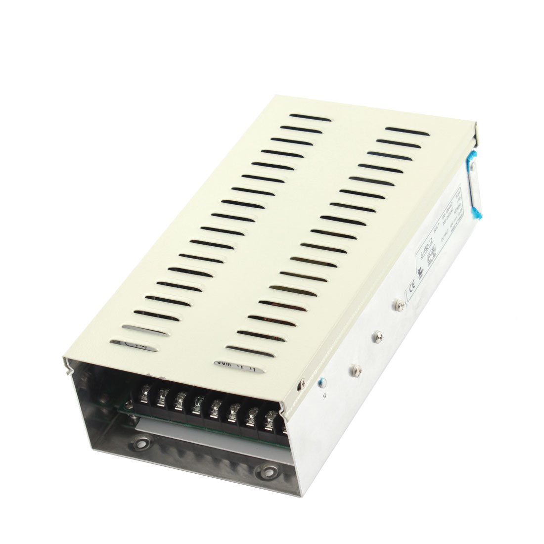Switching Power Supply Regulated AC 100-120V 7A to DC 12V 12.5A for LED Light