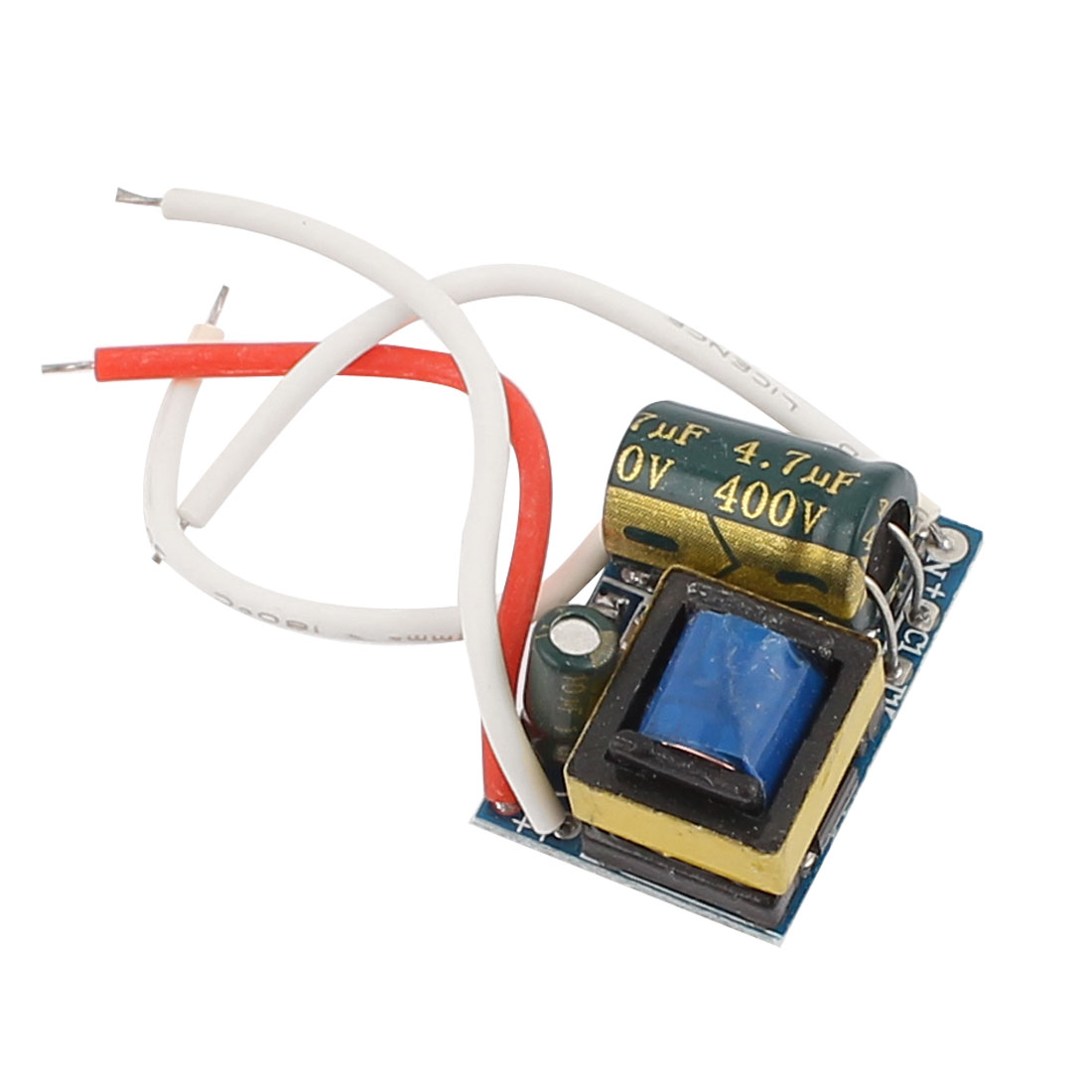 AC 85-265V DC 3-10V 300mA Power Supply Adapter for 1 X 3W LED Strip Light