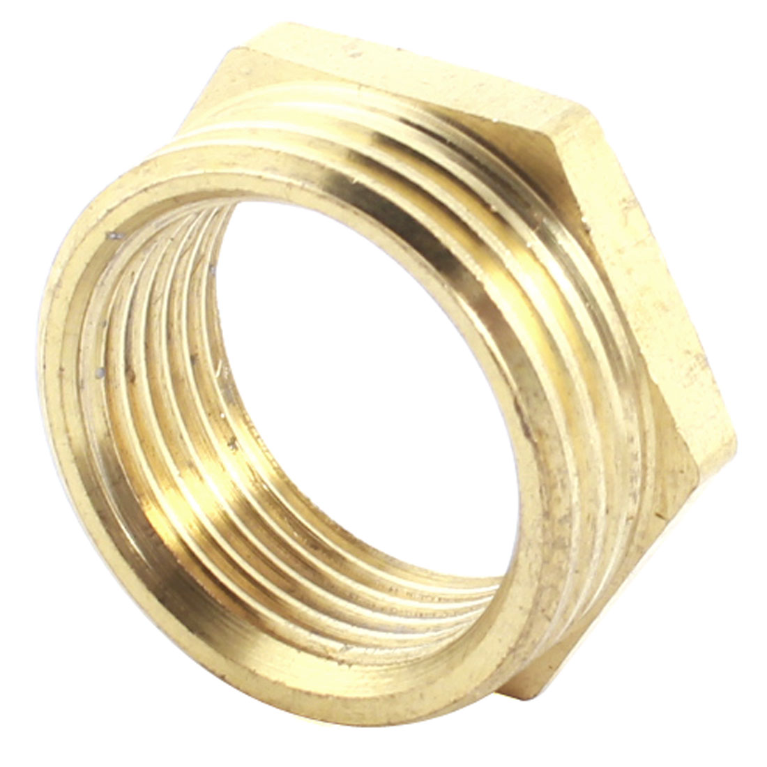 1PT x 3/4PT Male to Female Thread Air Pipe Fittings Hex Head Socket Adapter Plug Caps