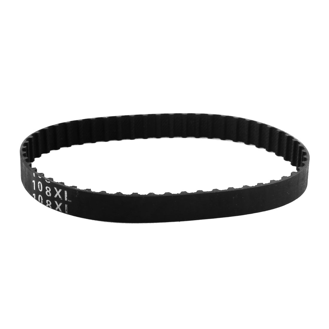 Black Rubber Speed Control Drive Timing Belt 54 Teeth 10mm Width 108XL