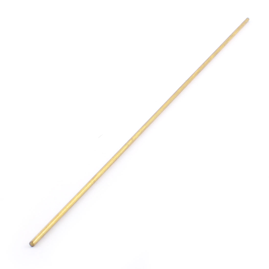 3mm Dia 350mm Length Brass Round Rod Shaft for RC Toy Car