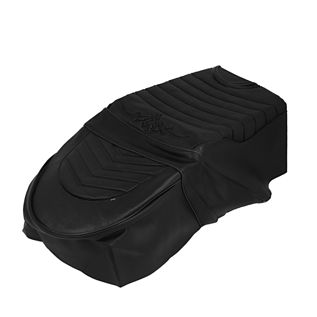 Waterproof Scooter Seat Cover Motorcycle Rain Protection Black for Yamaha Force
