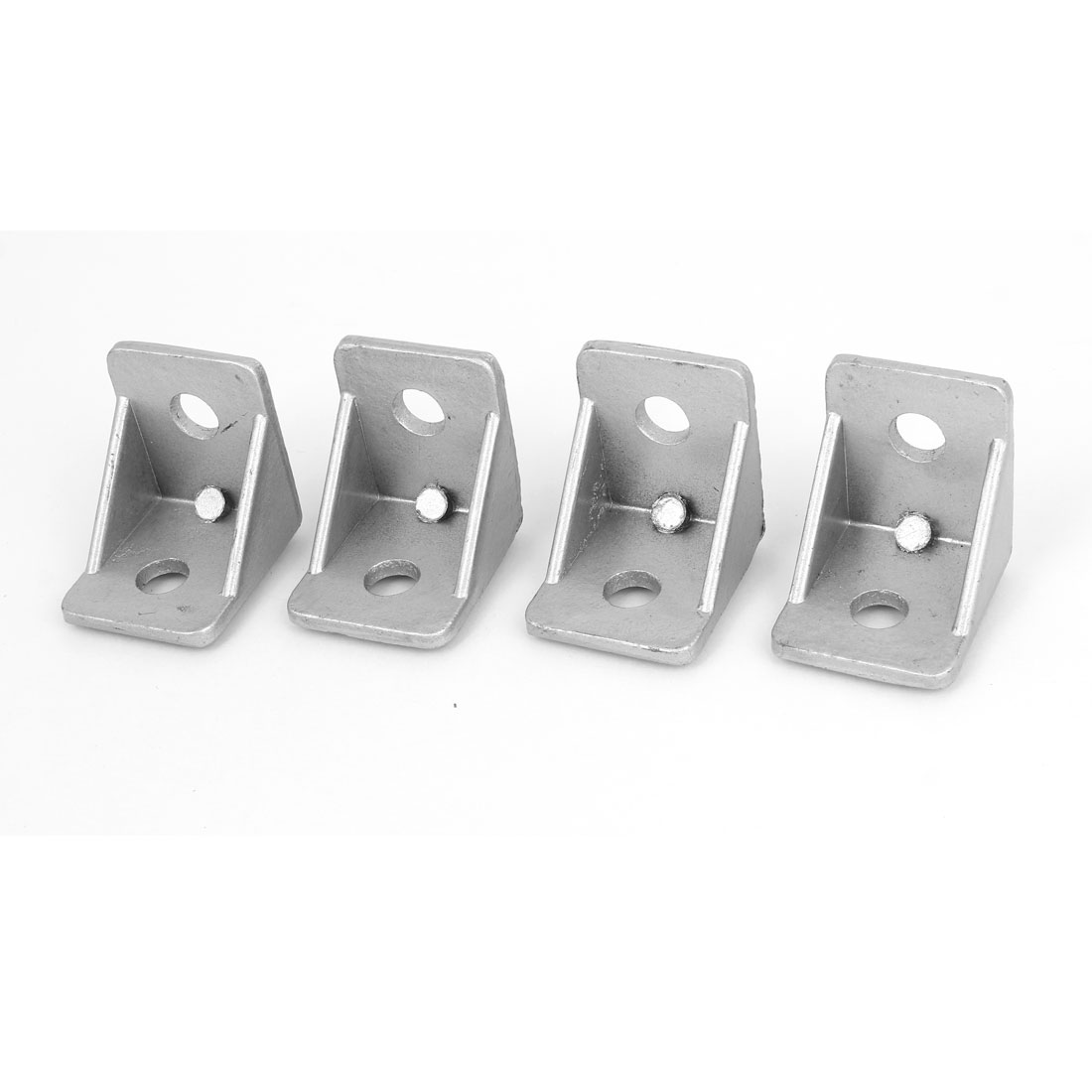 4 Pcs 30mmx30mm Corner Brace Joint Right Angle Bracket Fastener