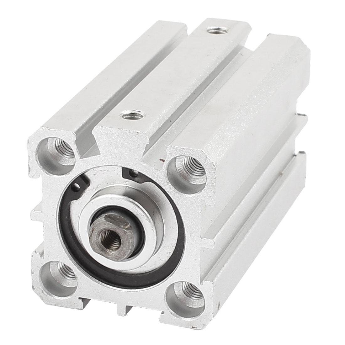 KSDA25x50 50mm Stroke 25mm Bore Aluminium Pneumatic Compact Air Cylinder