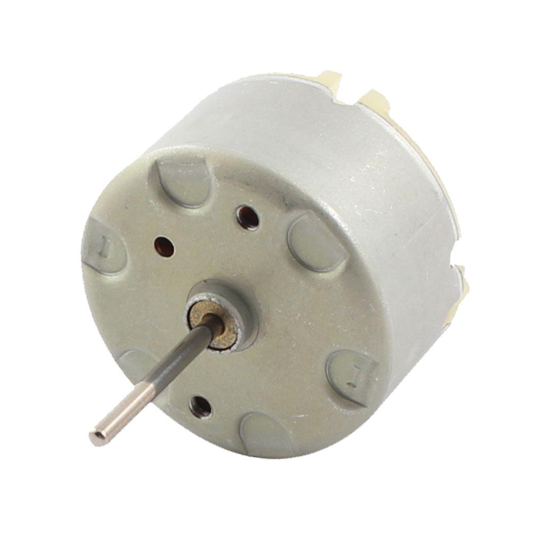 DC 3-12V 3600-4100RPM Micro VDC DVD Player Motor RF-500TB-12560
