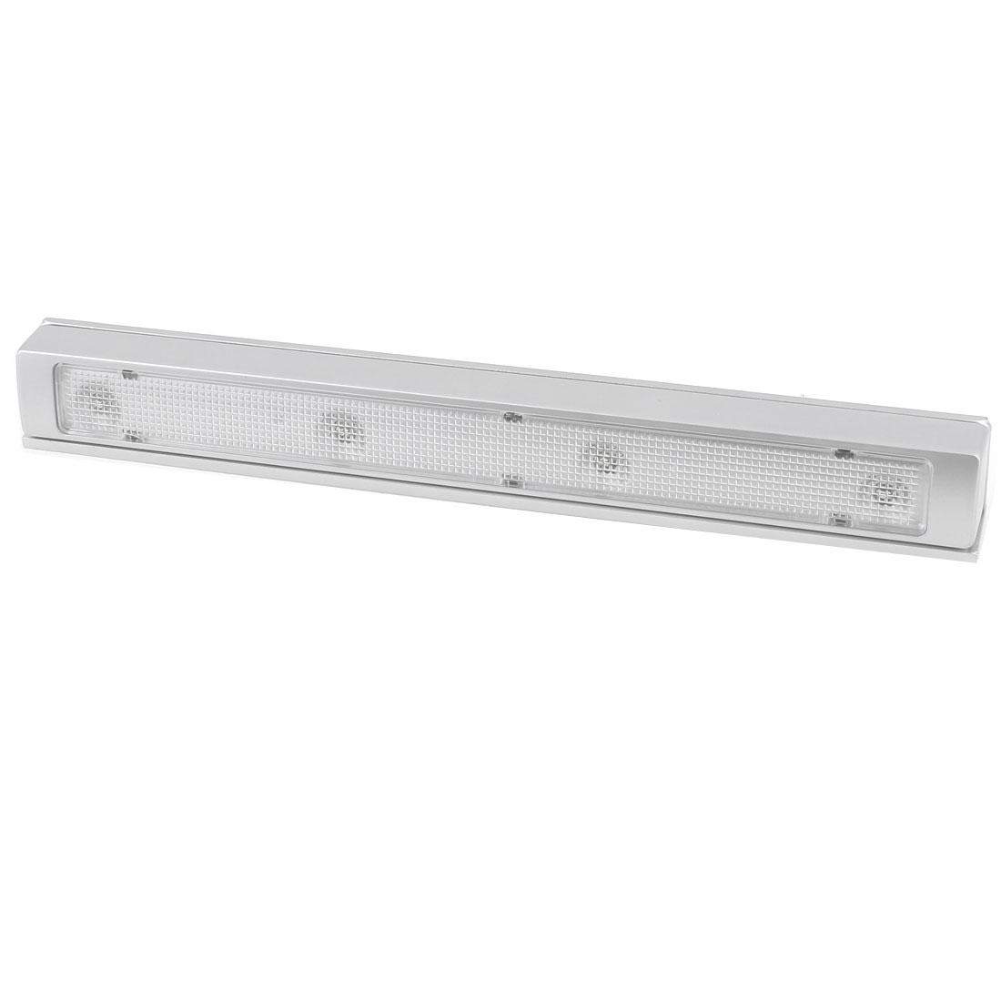 PIR Infrared Wireless Auto Shake Sensor 4 LED Vibration Light Lamp