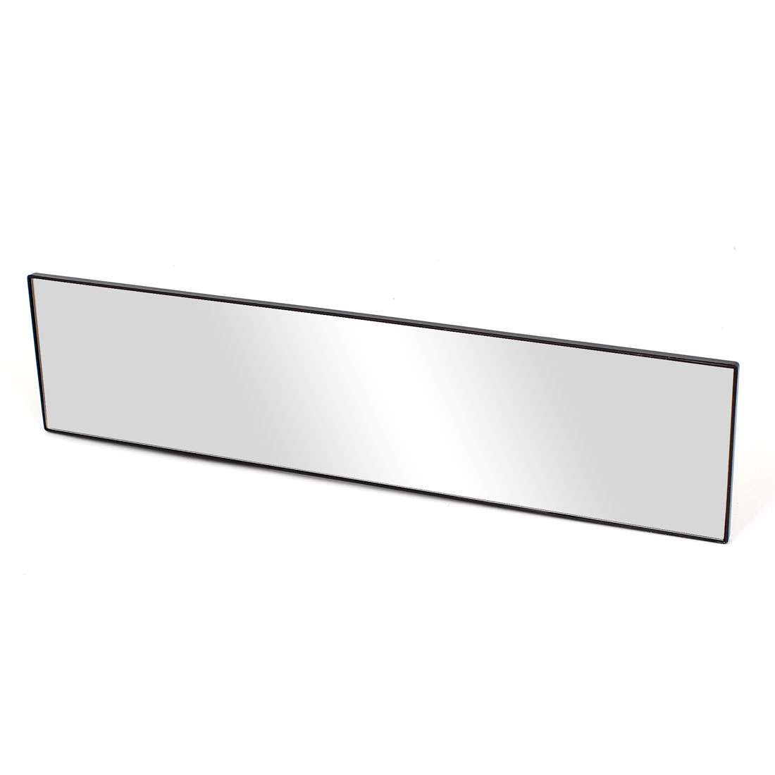 Vehicle Auto Car Interior Flat White Wide Angle Rear View Mirror Glass 300mm