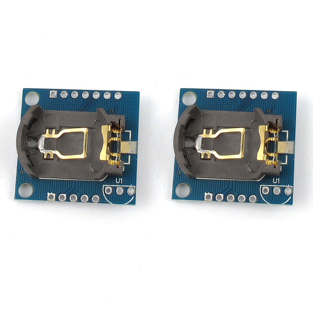 2PCS I2C RTC DS1307 AT24C32 Real Time Clock Module For Arduino AVR ARM PIC SMD