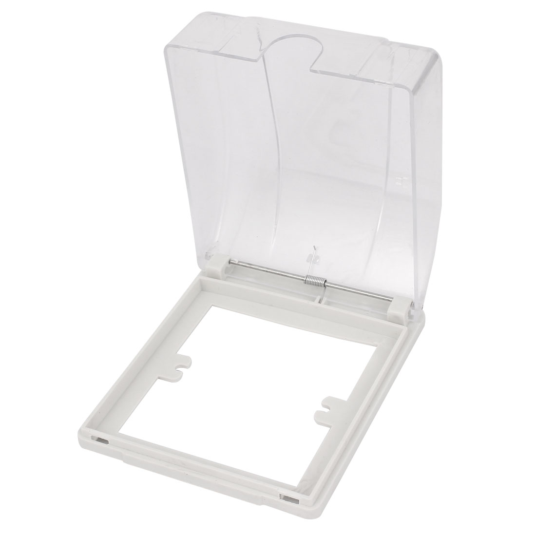 Plastic Wallpanel Splash Proof Box Holder for 88mm x 88mm Switch Socket