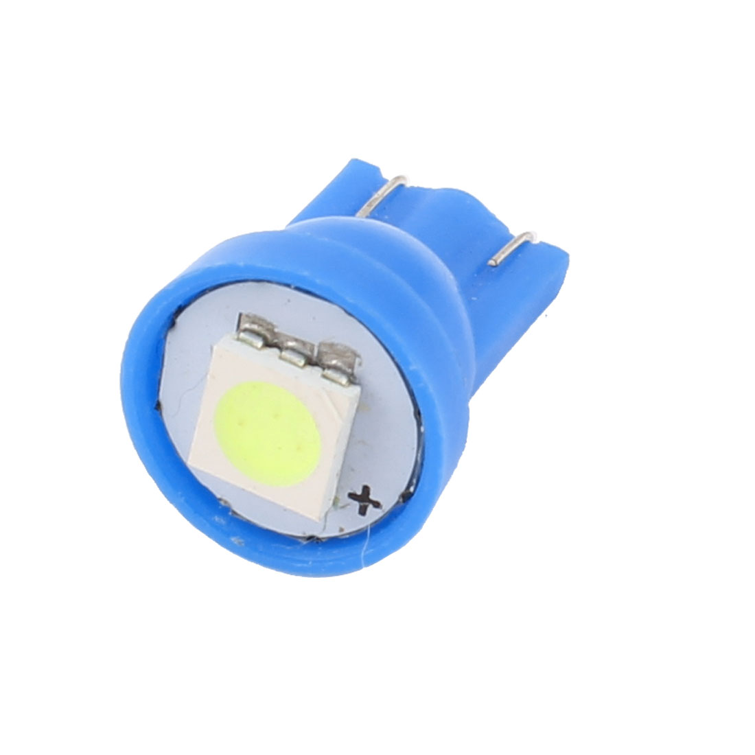 T10 5050 SMD Ice Blue LED Wedge Map Dome Roof Light Bulb 12V Internal