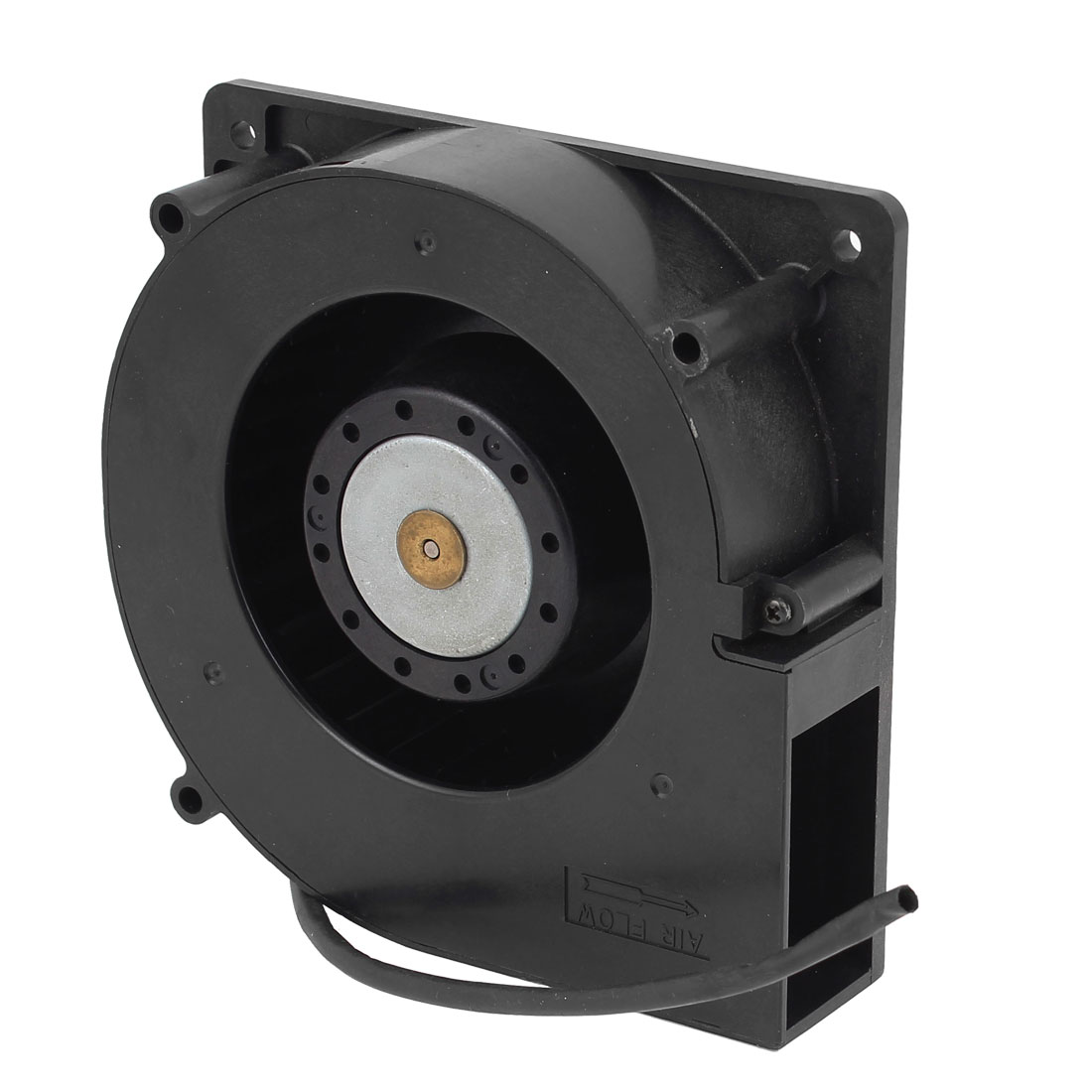 Turbine Black Brushless DC Cooling Blower Fan 12V 0.6A