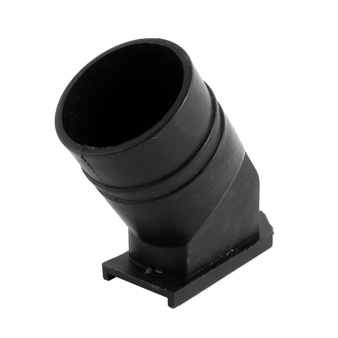 Black Plastic Discharge Dust Passage for 255 Miter Saw