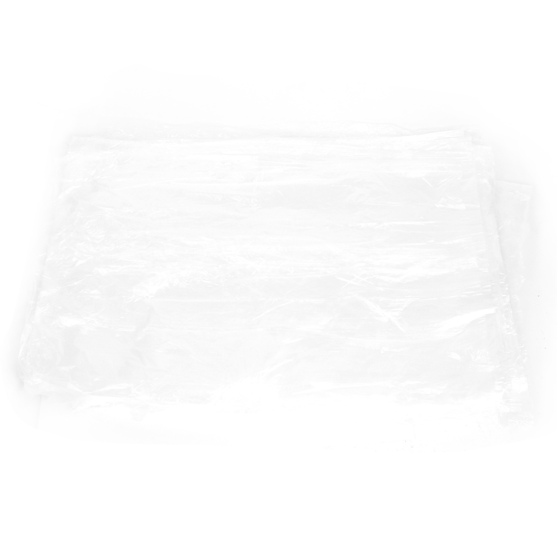 50PCS Bath Spa Pedicure Foot Tub Disposable Liners Bags Clear 52cm x 40cm