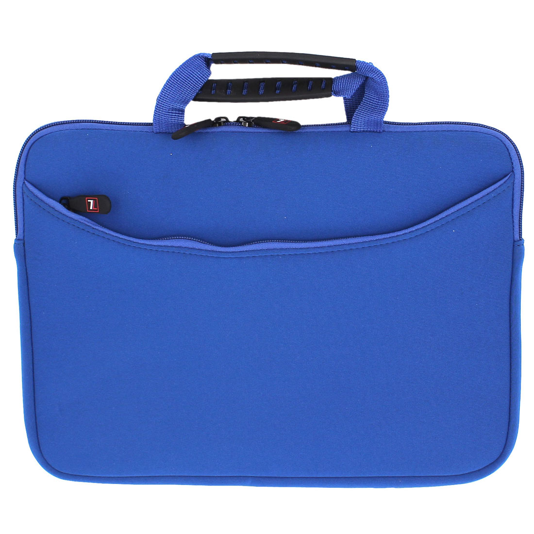"12.1"" Nylon Zipper PC Laptop Notebook Handle Sleeve Case Bag Dark Blue"