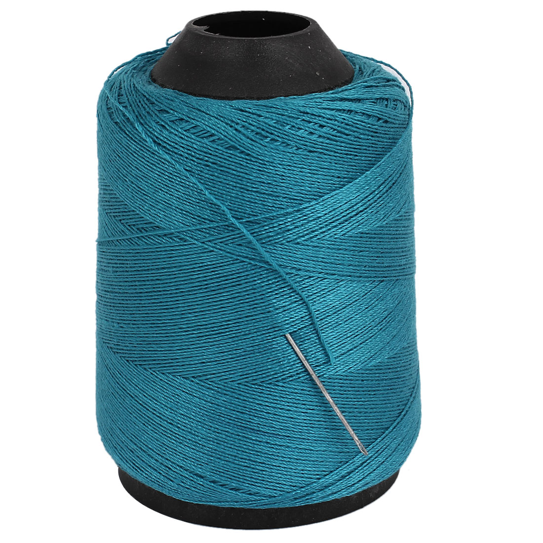 Hand Machine Cotton Darning Stitching Spool Sewing Threaded Reel Blue