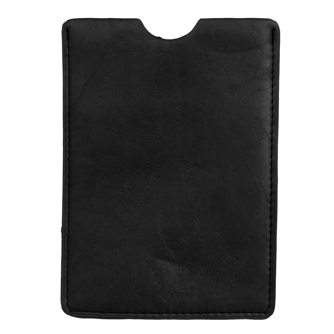 "Black Faux Leather Universal Inline Protective Case Cover for 7"" Tablet PC"