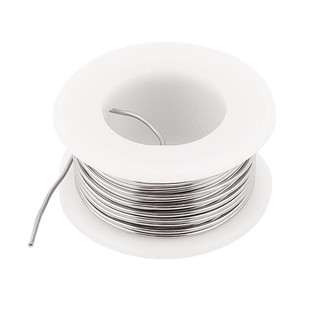 1.0mm 63/37 Tin Lead Rosin Core Flux Solder Welding Iron Wire Reel