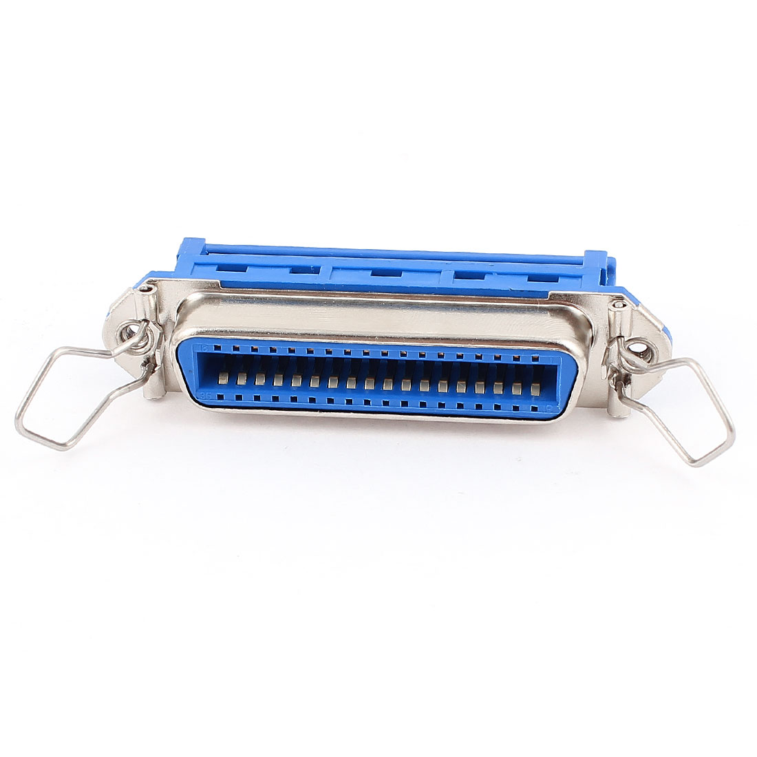 CN 36Pin Centronics Female Crimp Connector IDC Type Printer Adapter for Flat Ribbon Cable