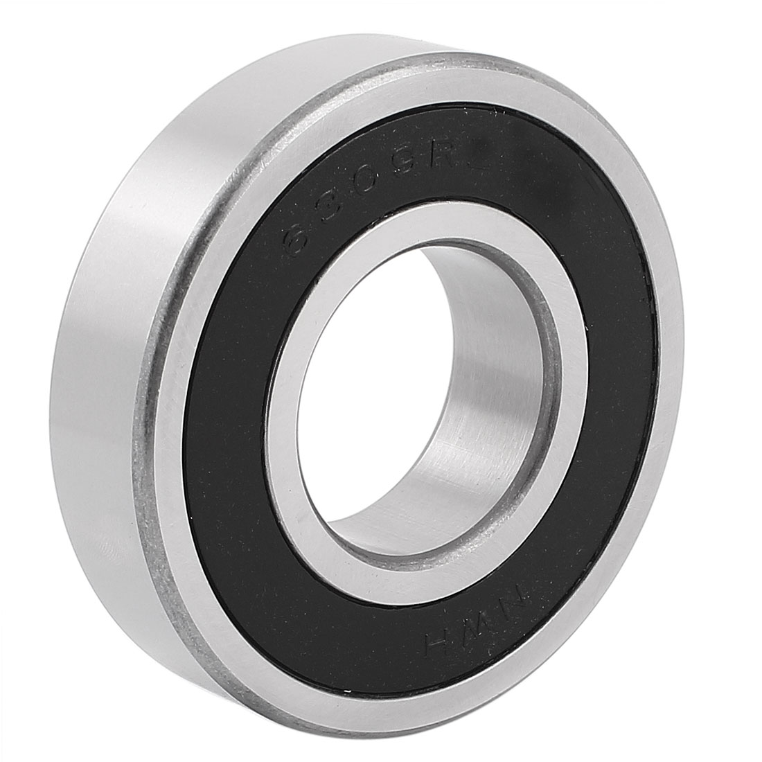 6309-2RZ Double Side Rubber Sealed Deep Groove Ball Bearing 100 x 45 x 25mm