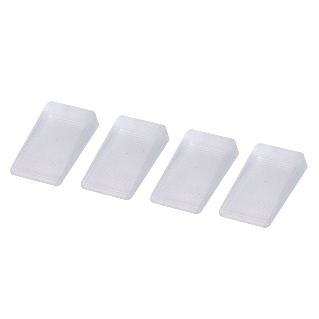Floor Guard Rubber Cabinet Cupboard Door Tabletop Protector Pads 4pcs