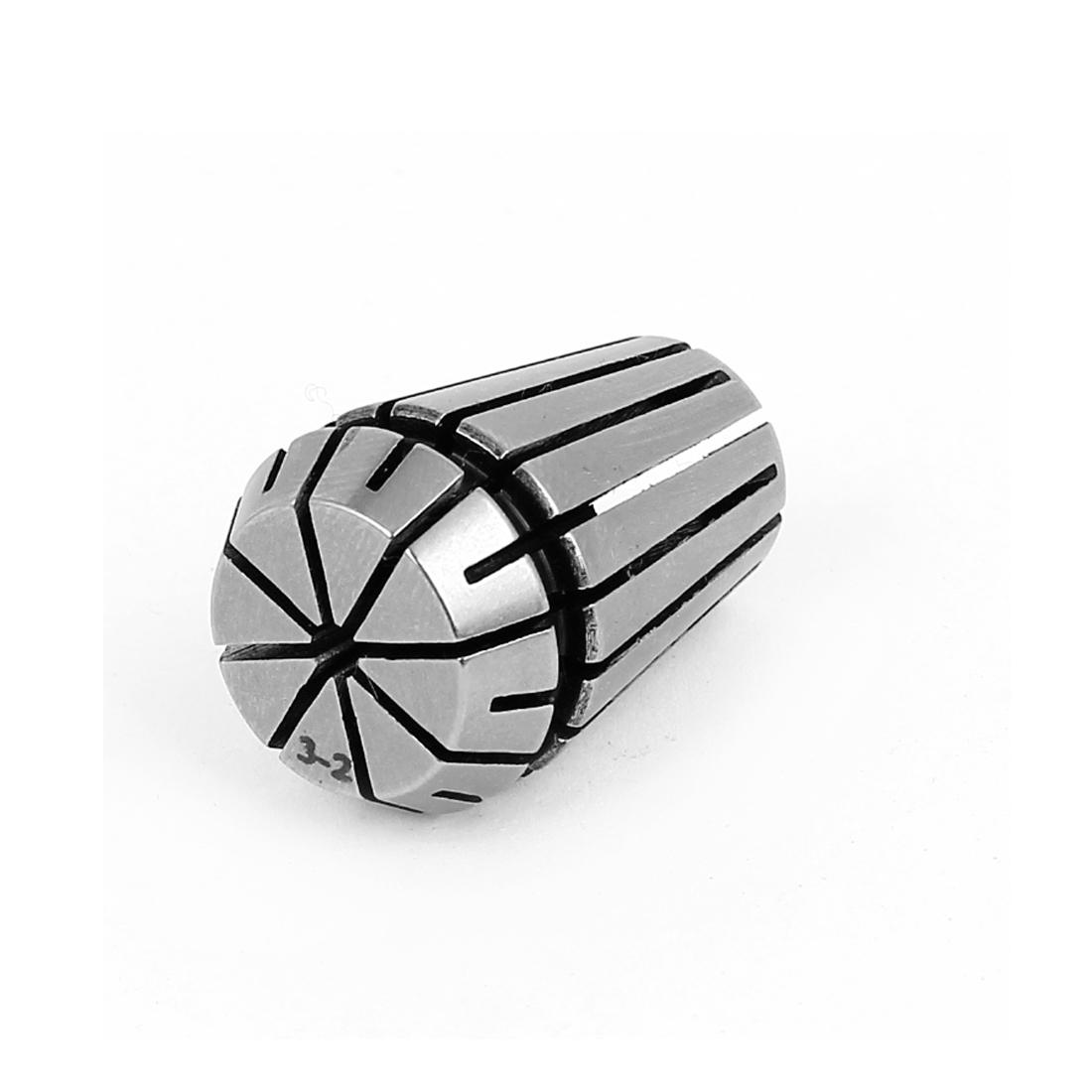 ER20-3 Clamping Range 2-3mm CNC Engraving Milling Machine Spring Collet Chuck