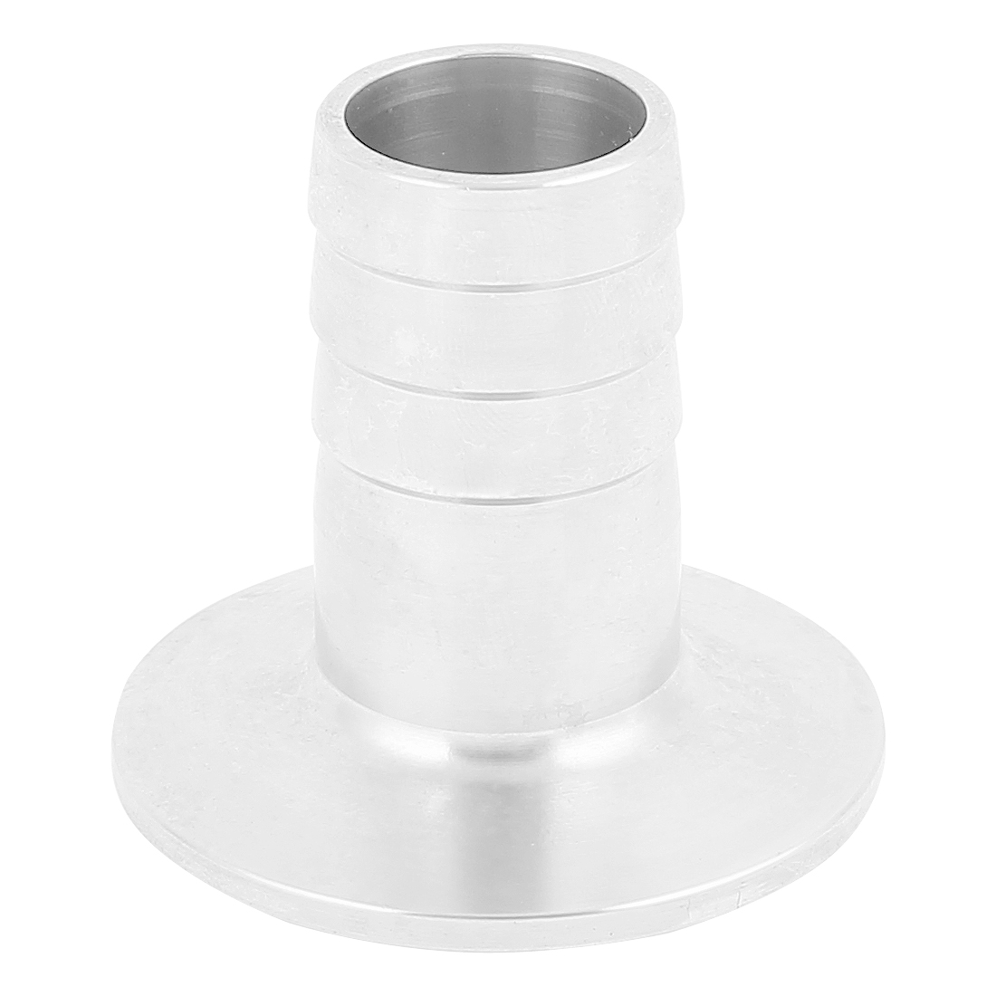 Stainless Steel 304 KF40 Flange to 25mm Hose Barb Adapter for Vacuum