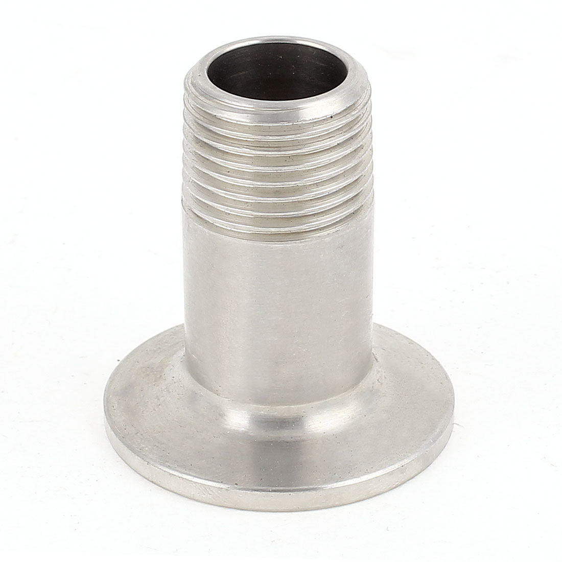 Stainless Steel 304 KF-25 Flange to 1/2BSP Male Thread Adapter Fitting