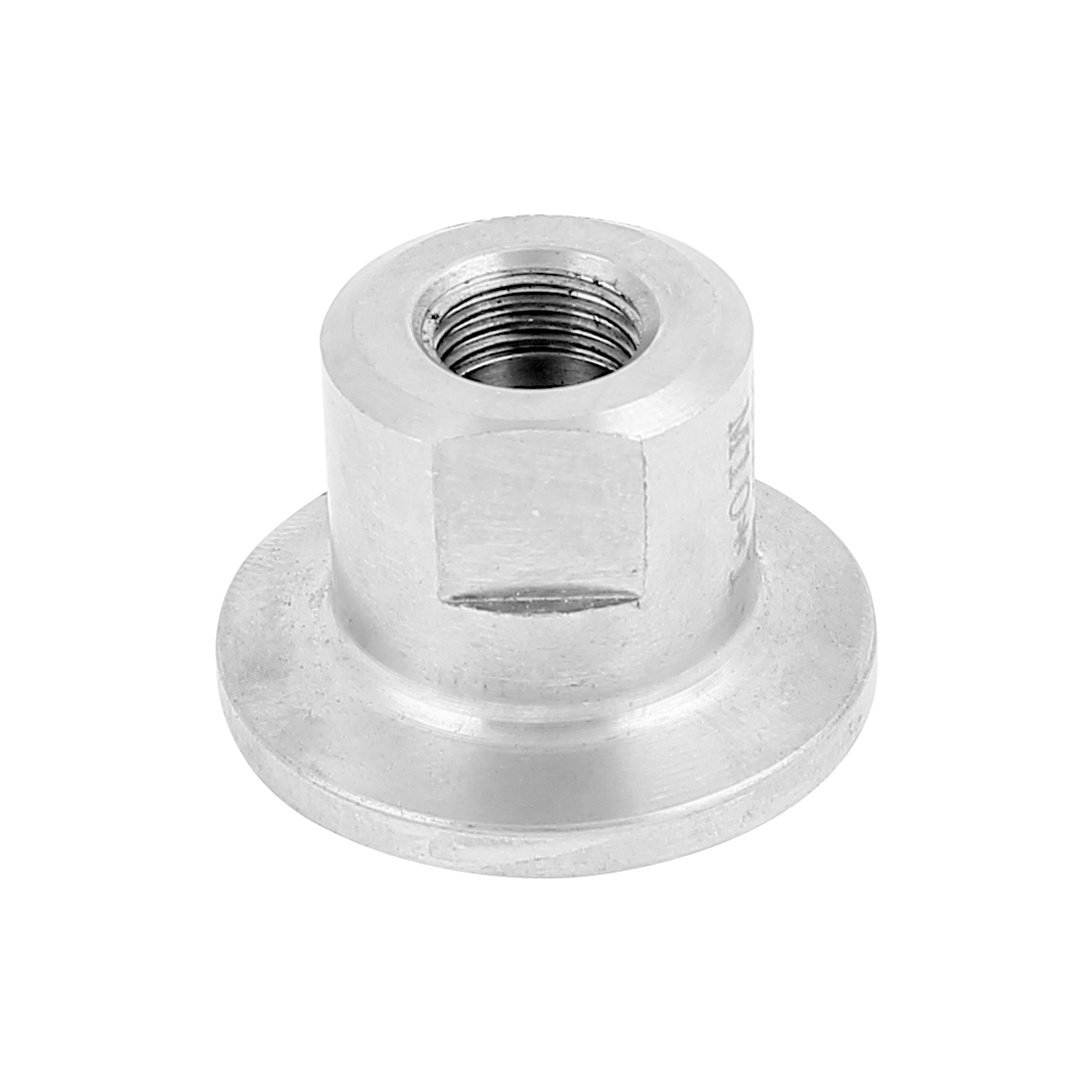 Stainless Steel 304 Vacuum KF16 Flange 1/8BSP Female Thread Adapter