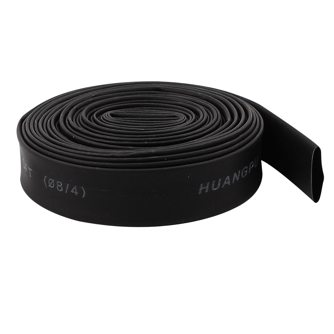 3 meter Length 8mm Dia Heat Shrink Tubing Tube Sleeving Wrap Wire