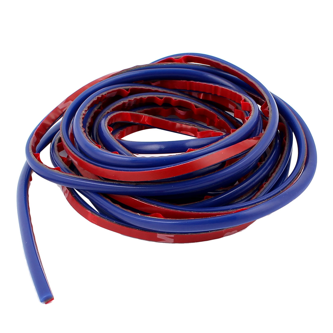 1.8M 6ft Blue Moulding Trim Car Door Edge Guard Strip Protector