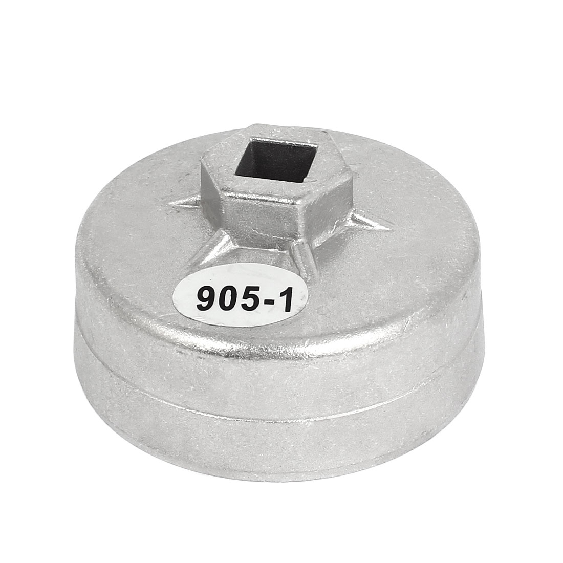 905-1 74mm Dia 14 Flutes Oil Filter Socket Cap Wrench Tool for Car