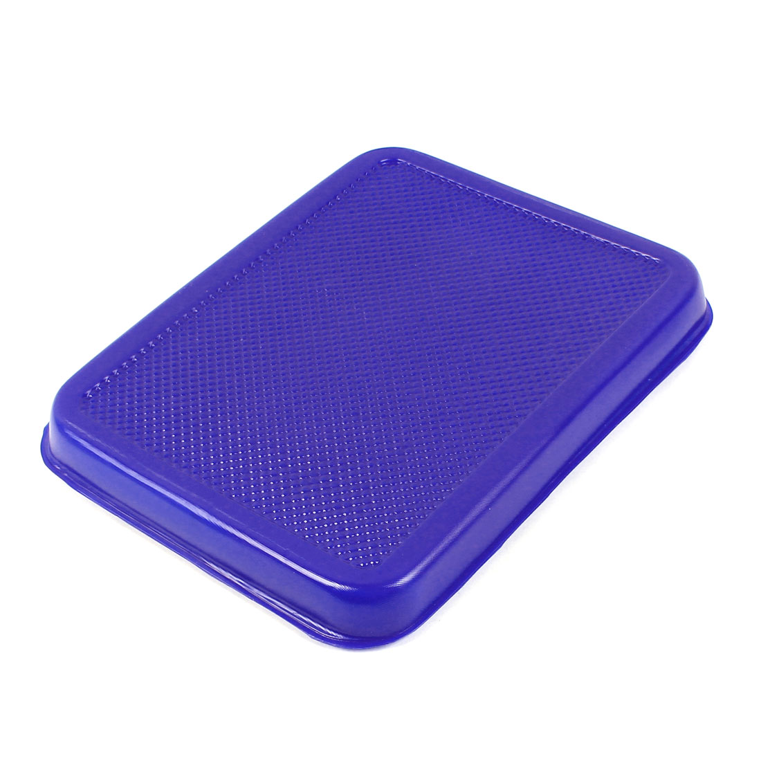 Outdoor Picnic Fishing Tackle EVA Waterproof Fish Box Stool Seat Cushion Blue