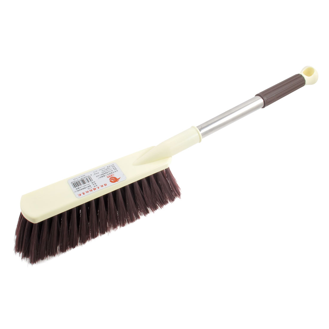 Stainless Steel Handle Auto Car Cleaning Brush Scrubbing Washing Tool