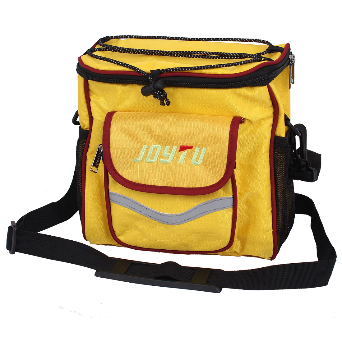 Cycling Bicycle Bike Camera Raincoat Phone Front Basket Handlebar Bag Yellow
