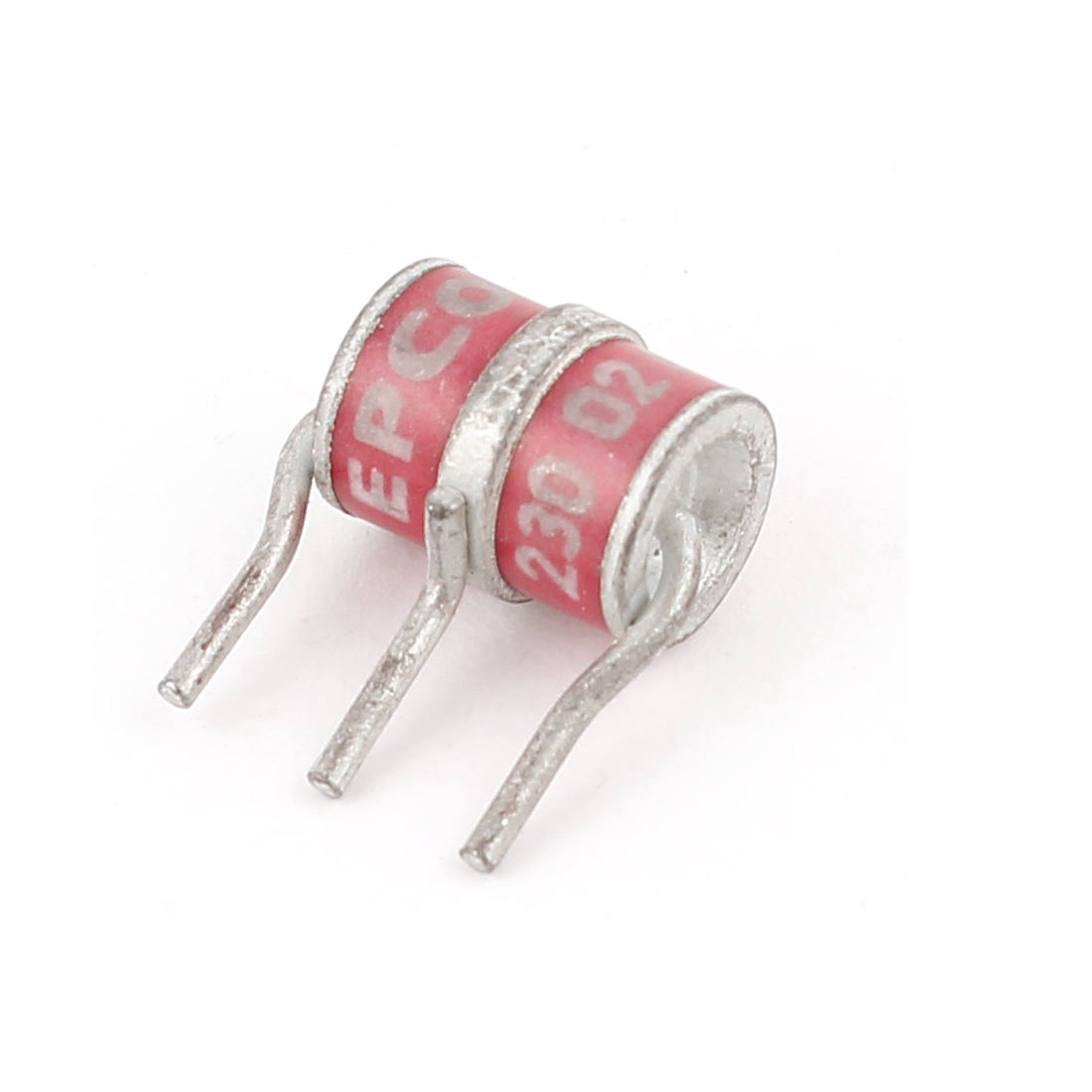 Gas Discharge Tube Littelfuse EPCOS 230V 10x8mm T87-A230X Red