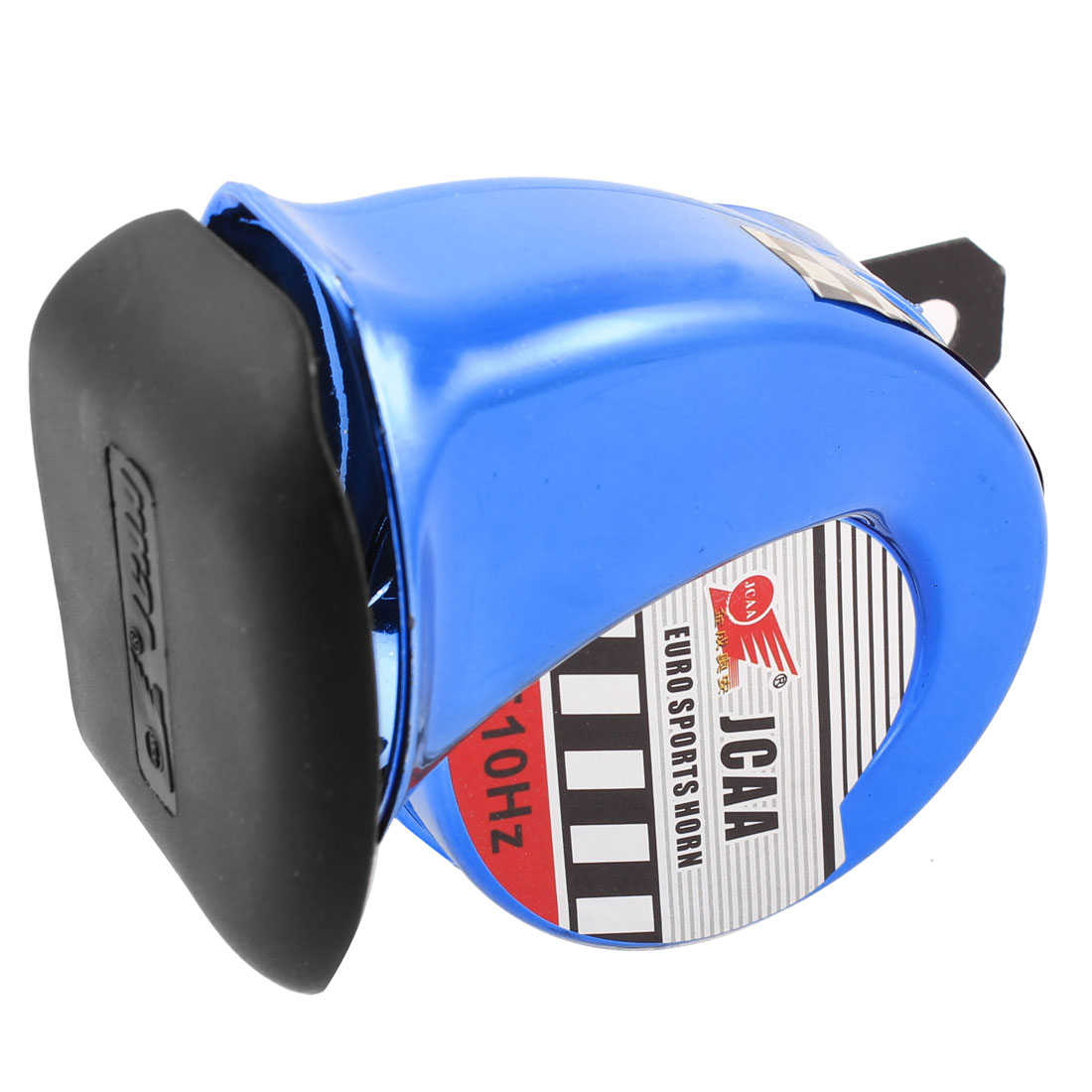 DC 12V Blue Electric Snail Shaped Horn Siren 510Hz for Motorcycle Motorbike