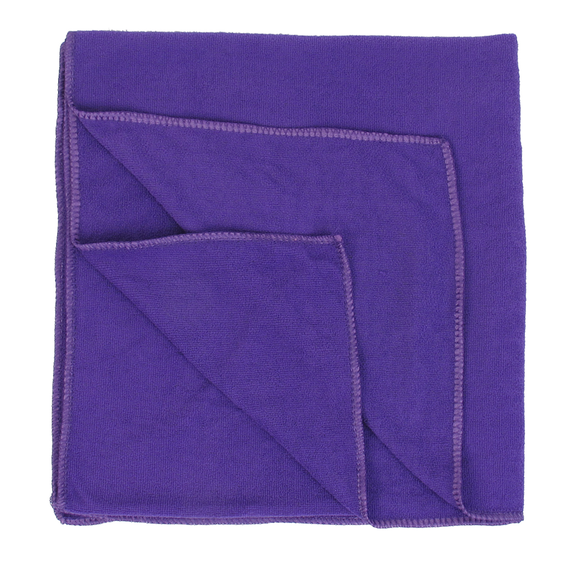 Home Spa Beach Hotel 140cm x 70cm Purple Terry Rectangle Bath Shower Towel Sheet Washcloth