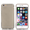 Soft Silicone Case Skin Cover Protector Gray for Apple iPhone 6 4.7""