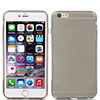 Soft Silicone Case Skin Cover Protector Gray for Apple iPhone 6 Plus 5.5""