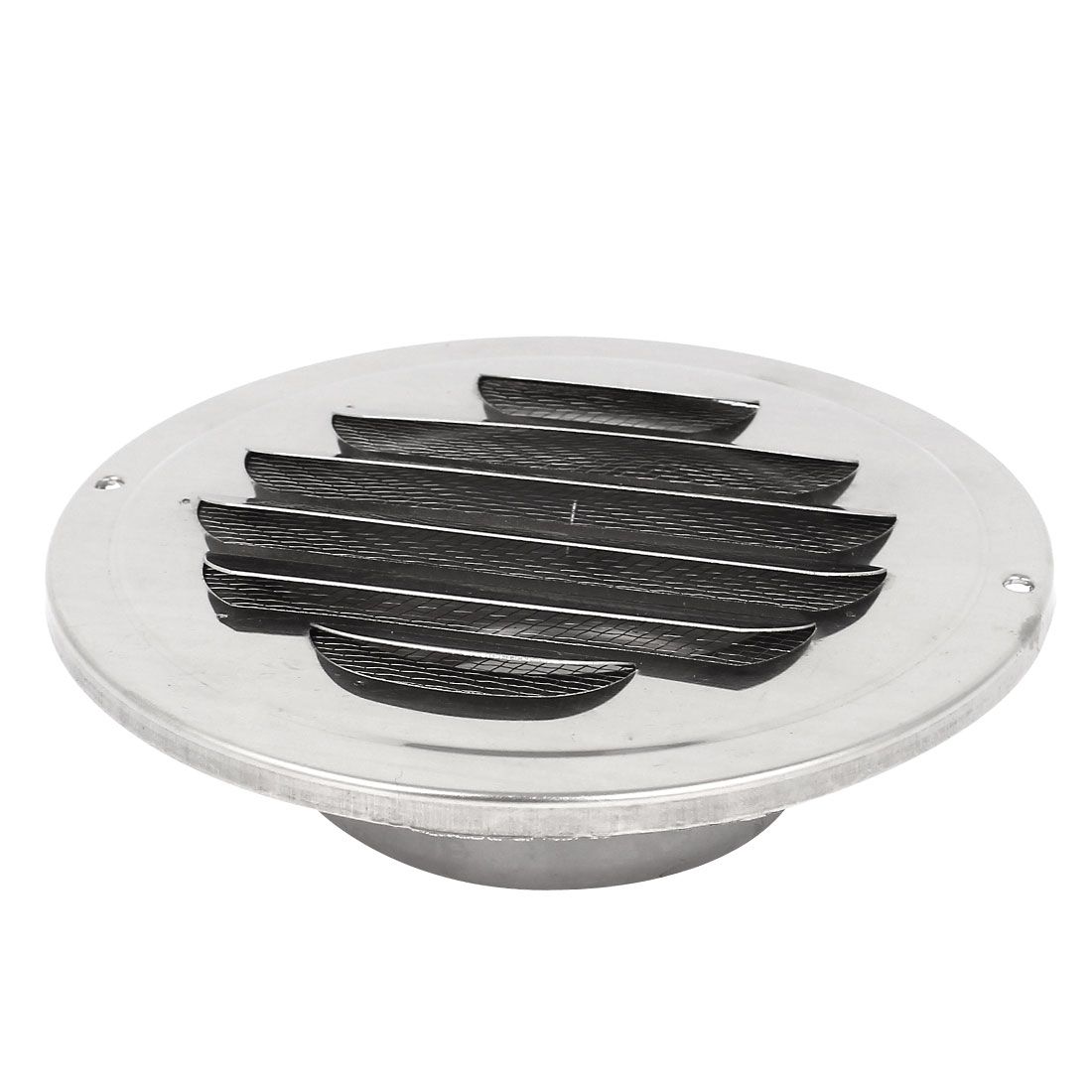 Wall Mounted Circular Stainless Steel Ventilation Air Vent Grille Cover 80mm 3""