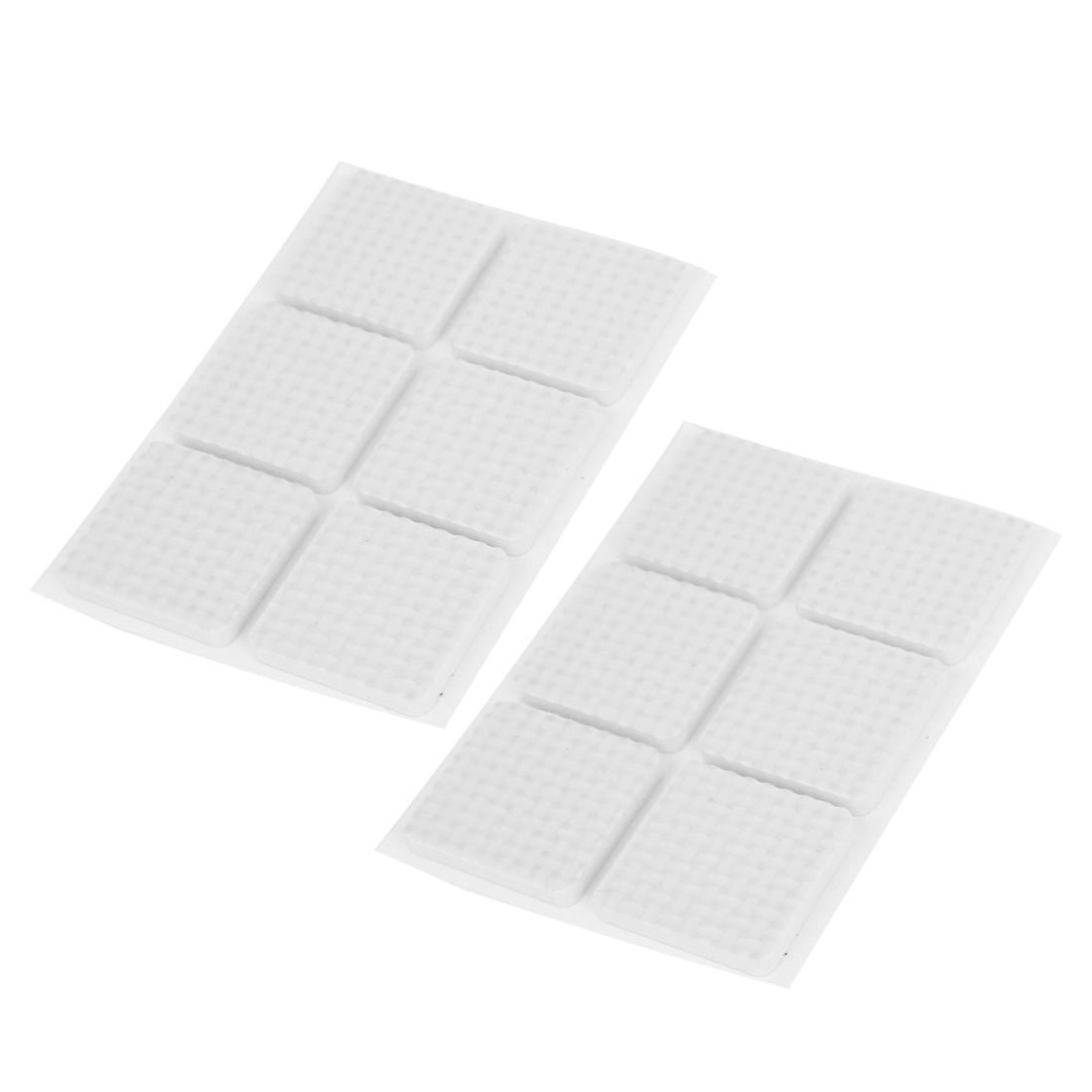 12pcs Anti-Skid Furniture Protection Pads Self Adhesive Floor Scratch Protector