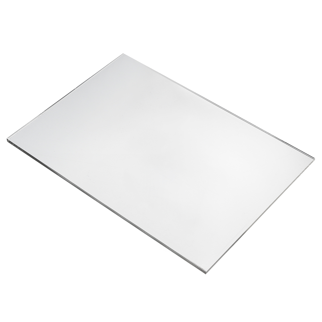 6mm Thickness Clear Plastic Acrylic Plexiglass Sheet A4 Size 210mm x 297mm