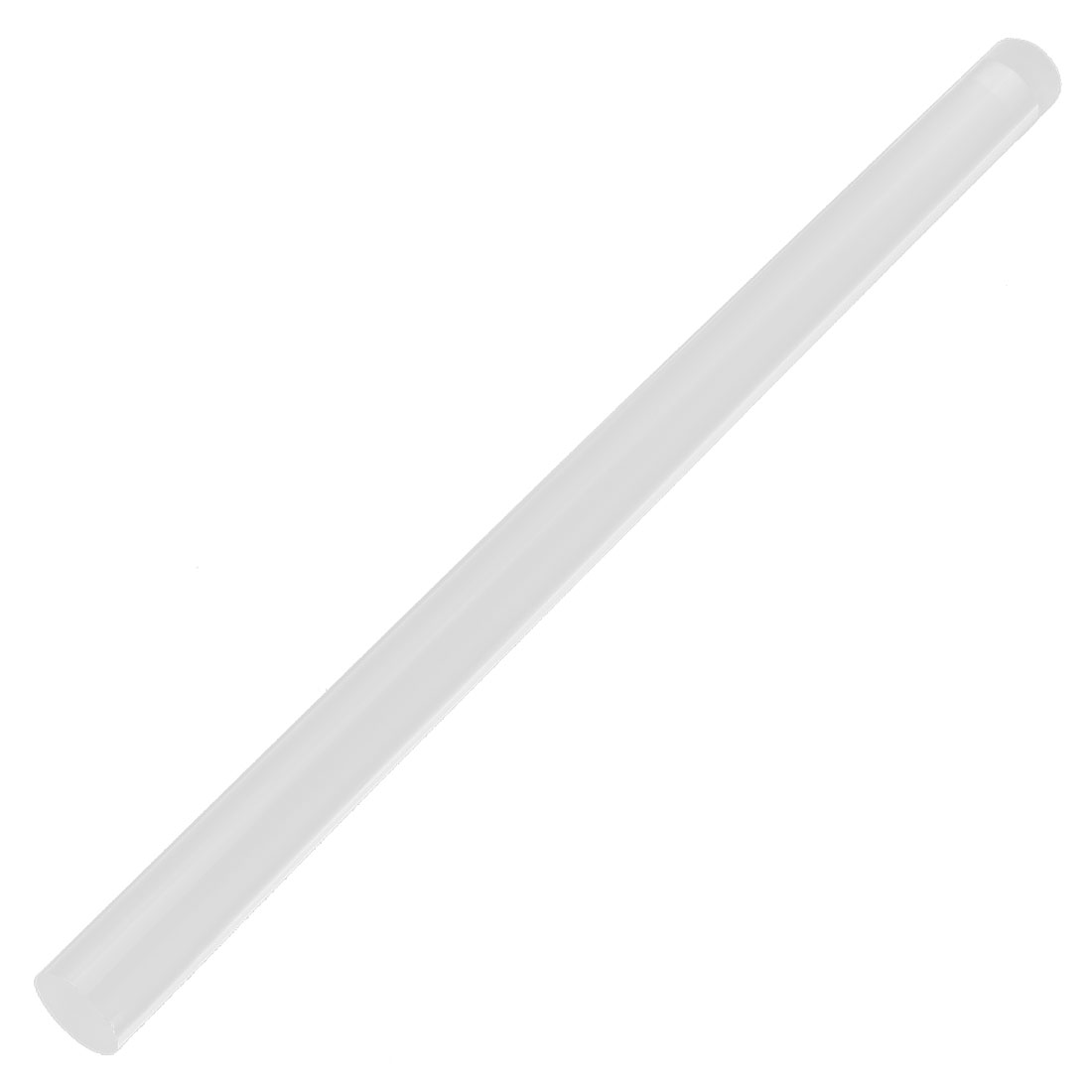 "18mm Diameter Clear Round Acrylic Rod PMMA Extruded Bar 12"" Length"