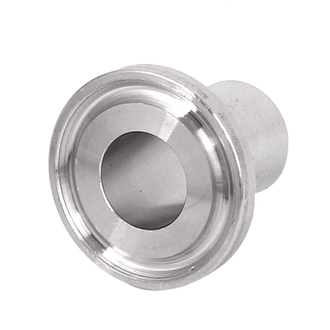 Tri Clamp Type SUS 316 Stainless Steel 14mm OD Sanitary Pipe Weld on Ferrule